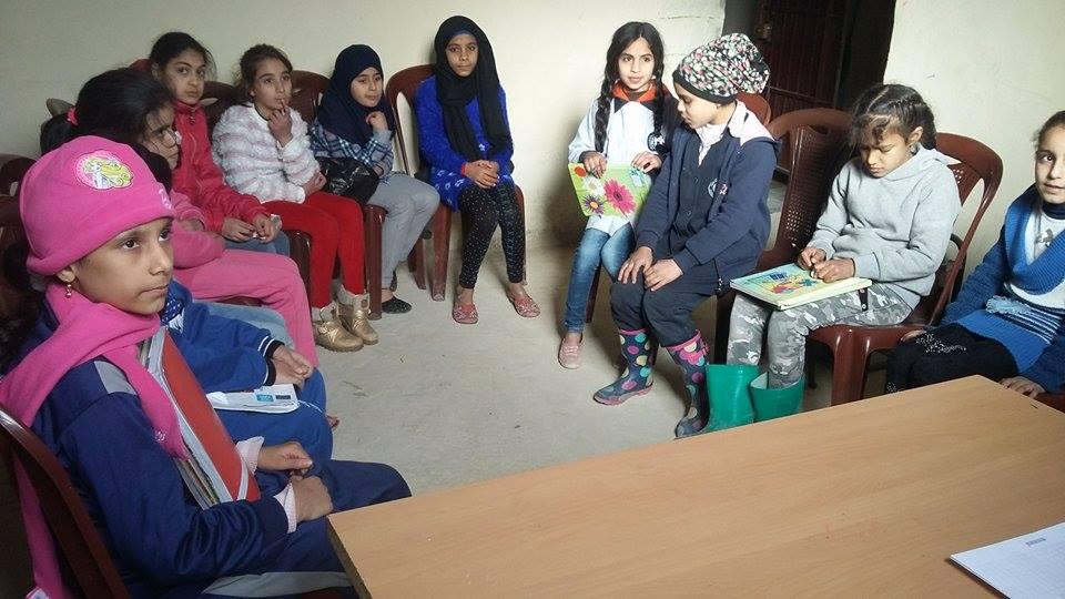 مريم طه وميسم رشيد تنضمّان إلى برلمان نادي بنات فلسطين