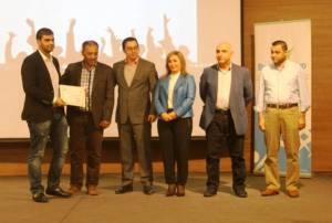 اختتام مشروع نادي السينما والشباب بتخريج عدد من طلاب من مخيم عين الحلوة