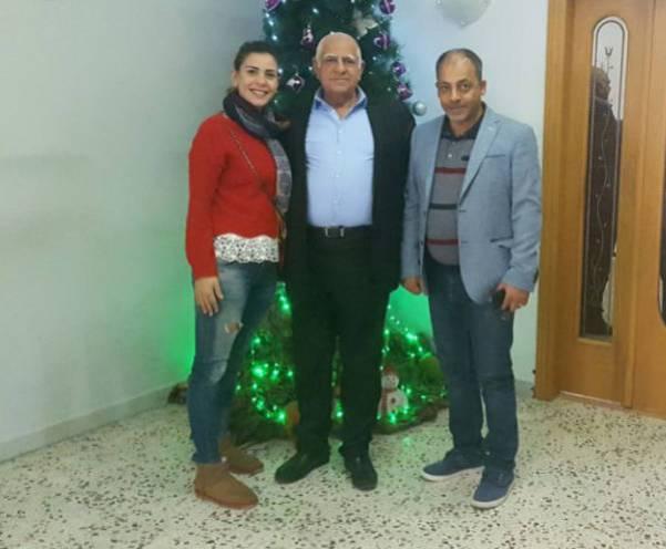 جمعية ناشط تزور رئيس بلدية المية ومية