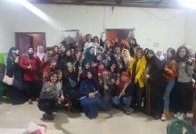 """""""المرأة النموذج """" ناشط تكرم كوكبة من النساء الفلسطينيات في يوم المرأة العالمي"""