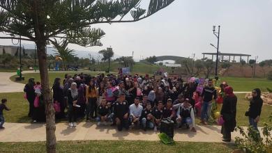 جمعية ناشط تحتفل بعيد الأم والطفل على طريقتها الخاصة في حديقة السعودي