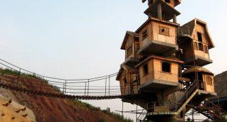 Maison à Chongqing