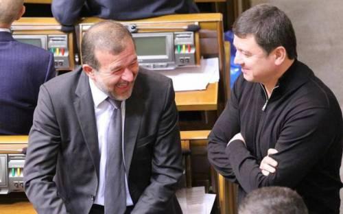бідні народні депутати