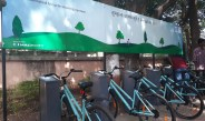 'टीसीएस'चा उपक्रम : 'सायकल शेअरिंग' एकूण पाच ठिकाणी होणार उपलब्ध