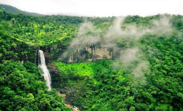 Image result for DUGARWADI WATERFALLS + monsoons