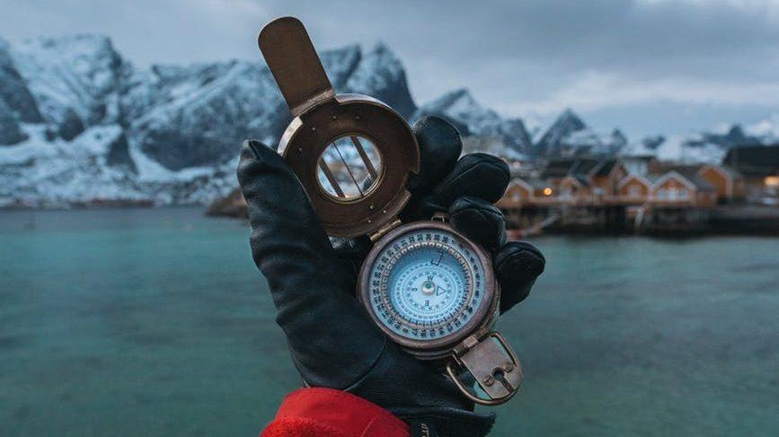 Prescriptive Analytics compass