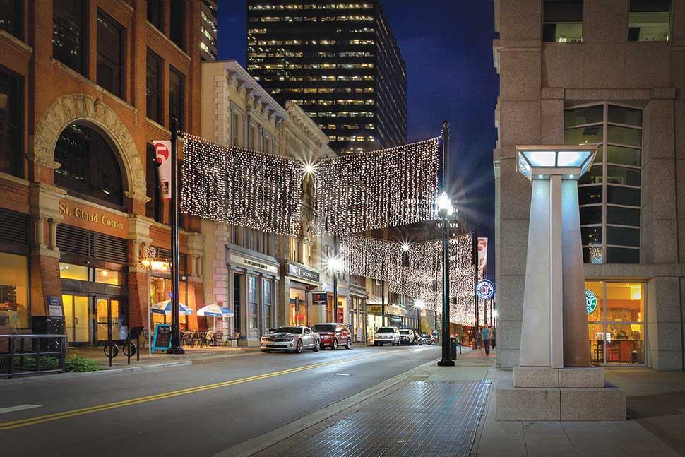 Statesmanship of Art in Downtown Nashville