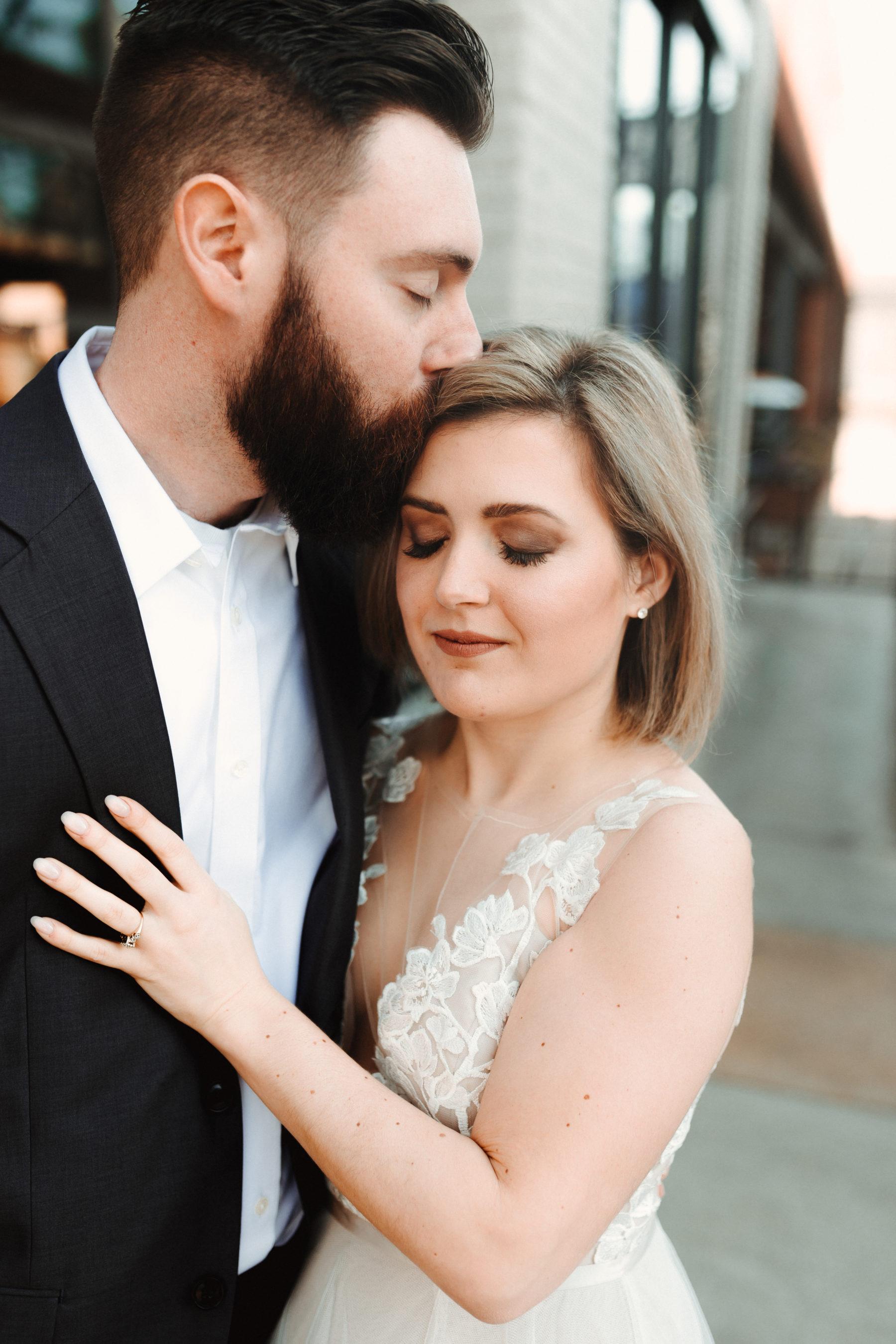 Abby Weeden Photography: Nashville brunch elopement featured on Nashville Bride Guide
