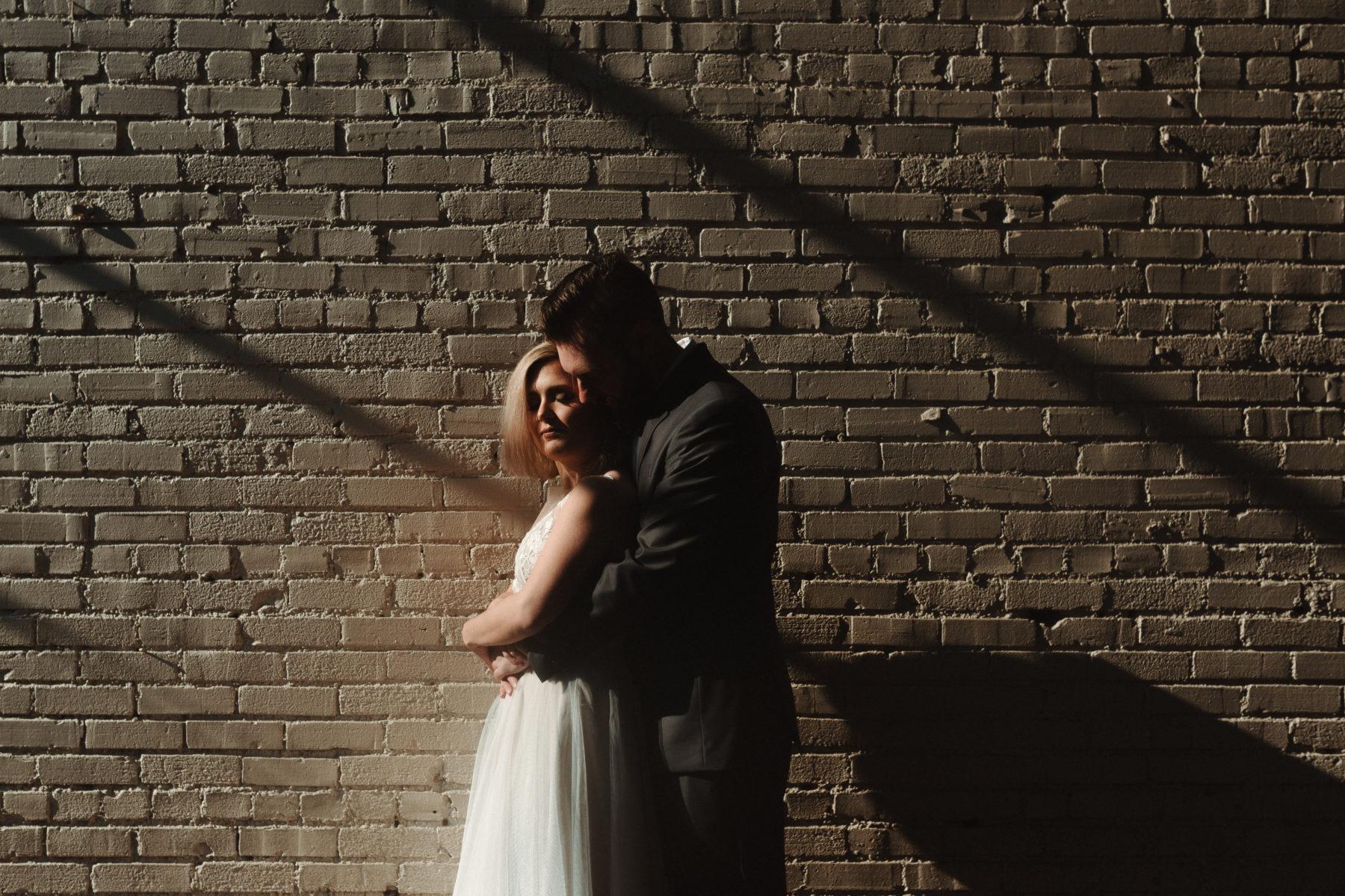 Romantic wedding photos: Nashville brunch elopement featured on Nashville Bride Guide