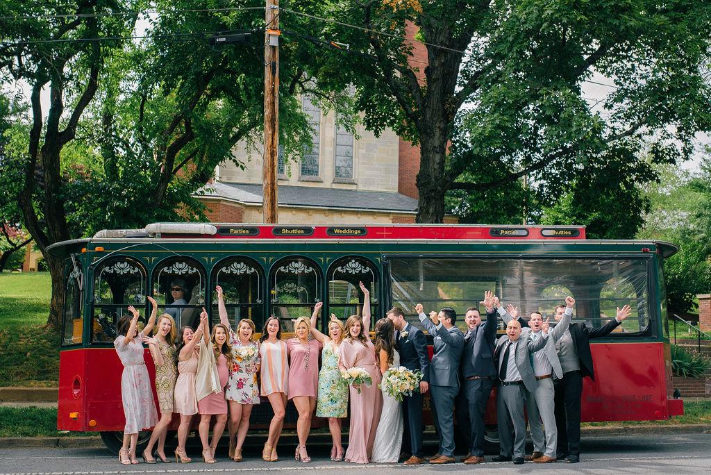 Intimate Wedding Celebration by Details Nashville
