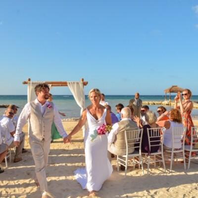 Destination Wedding featured on Nashville Bride Guide