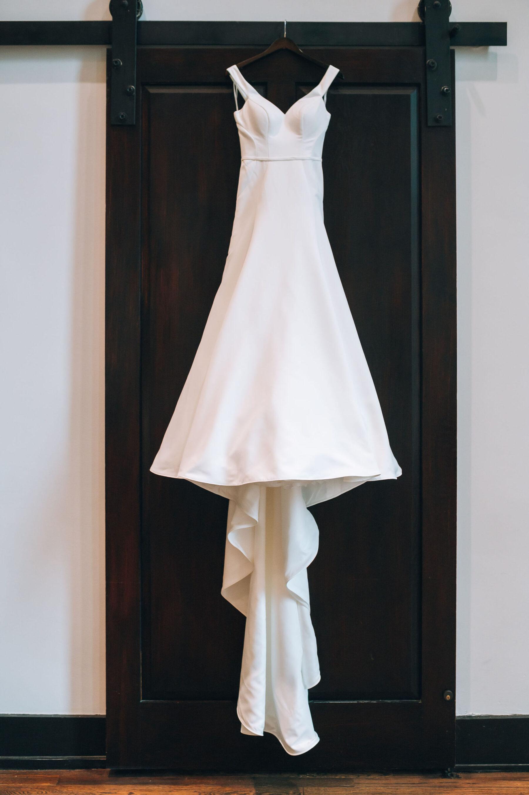 Timeless wedding dress: Classic Winter Wedding by Details Nashville
