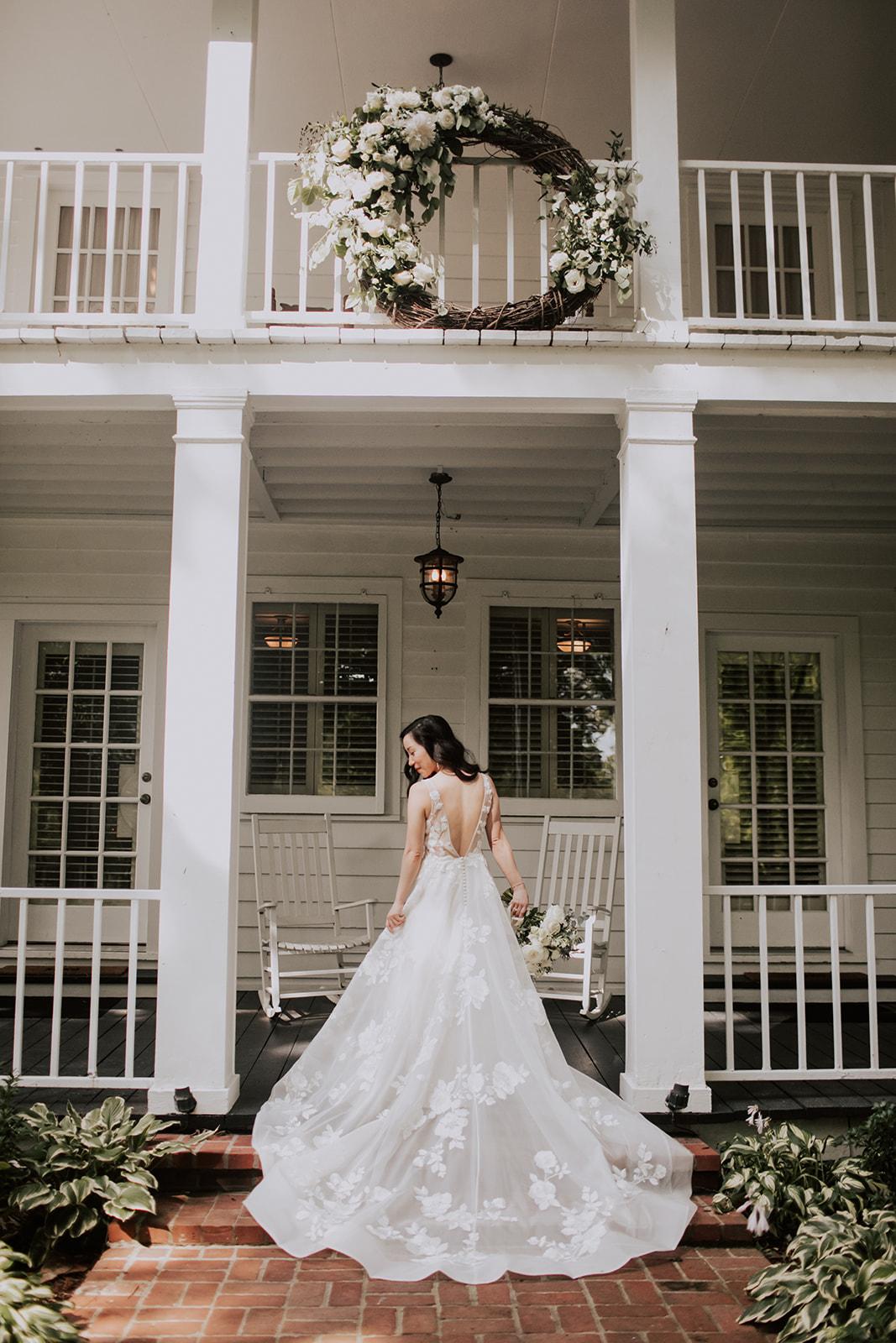 Wedding dress design: Summer Soiree at Cedarwood Weddings featured on Nashville Bride Guide