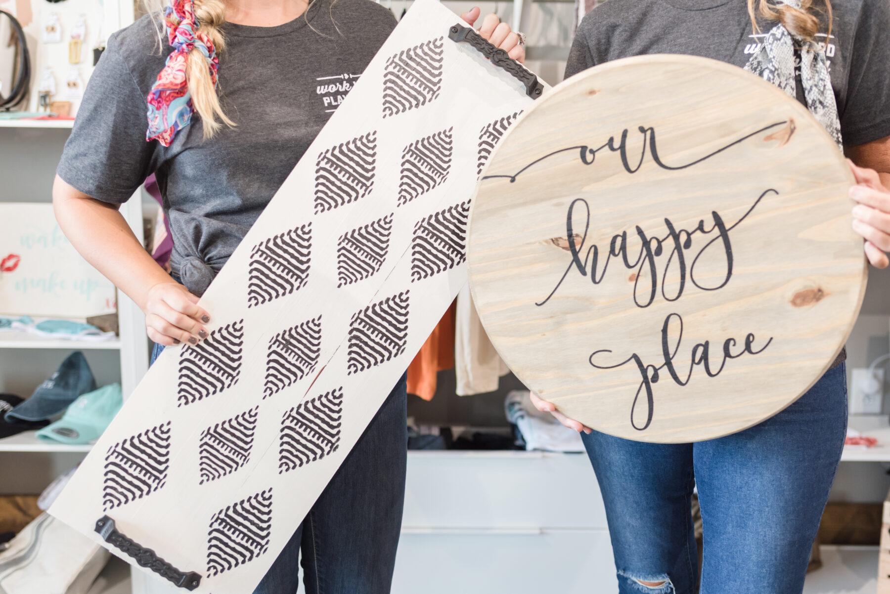 Best Home Decor Items from AR Workshop Mt. Juliet   Nashville Bride Guide