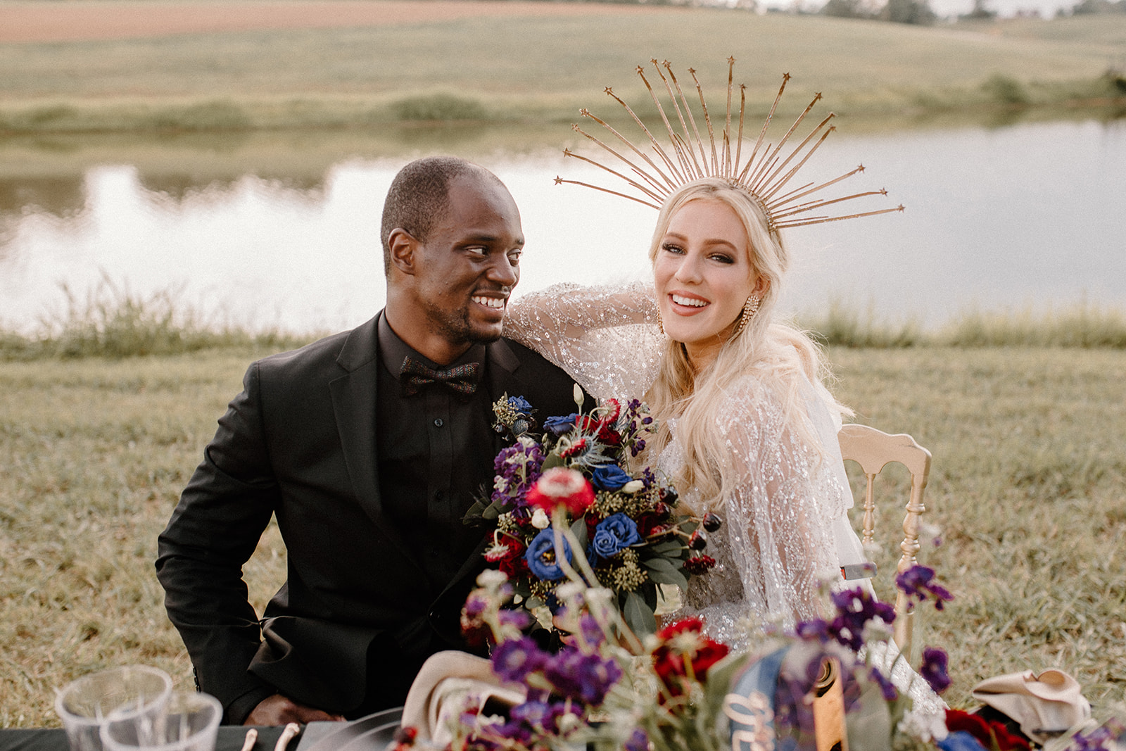 Fall Celestial Styled Shoot by Jayde J Smith Events | Nashville Bride Guide