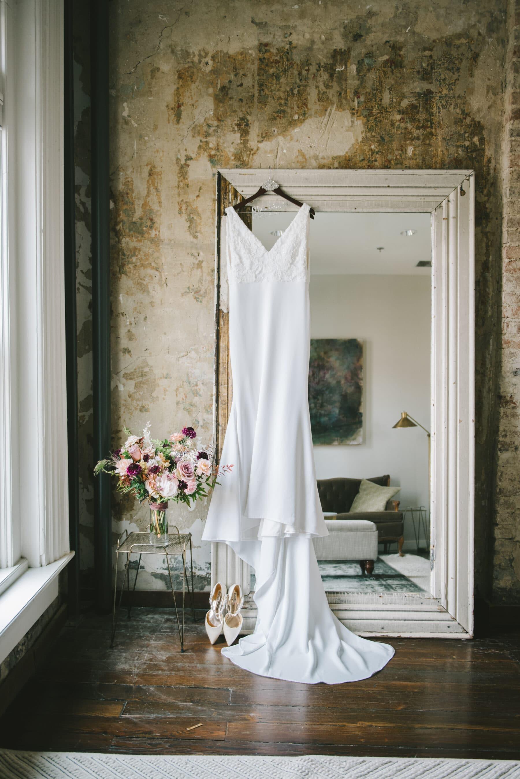 Alyssa Kristin Wedding Dress from The Loveliest Bridal Boutique   Nashville Bride Guide
