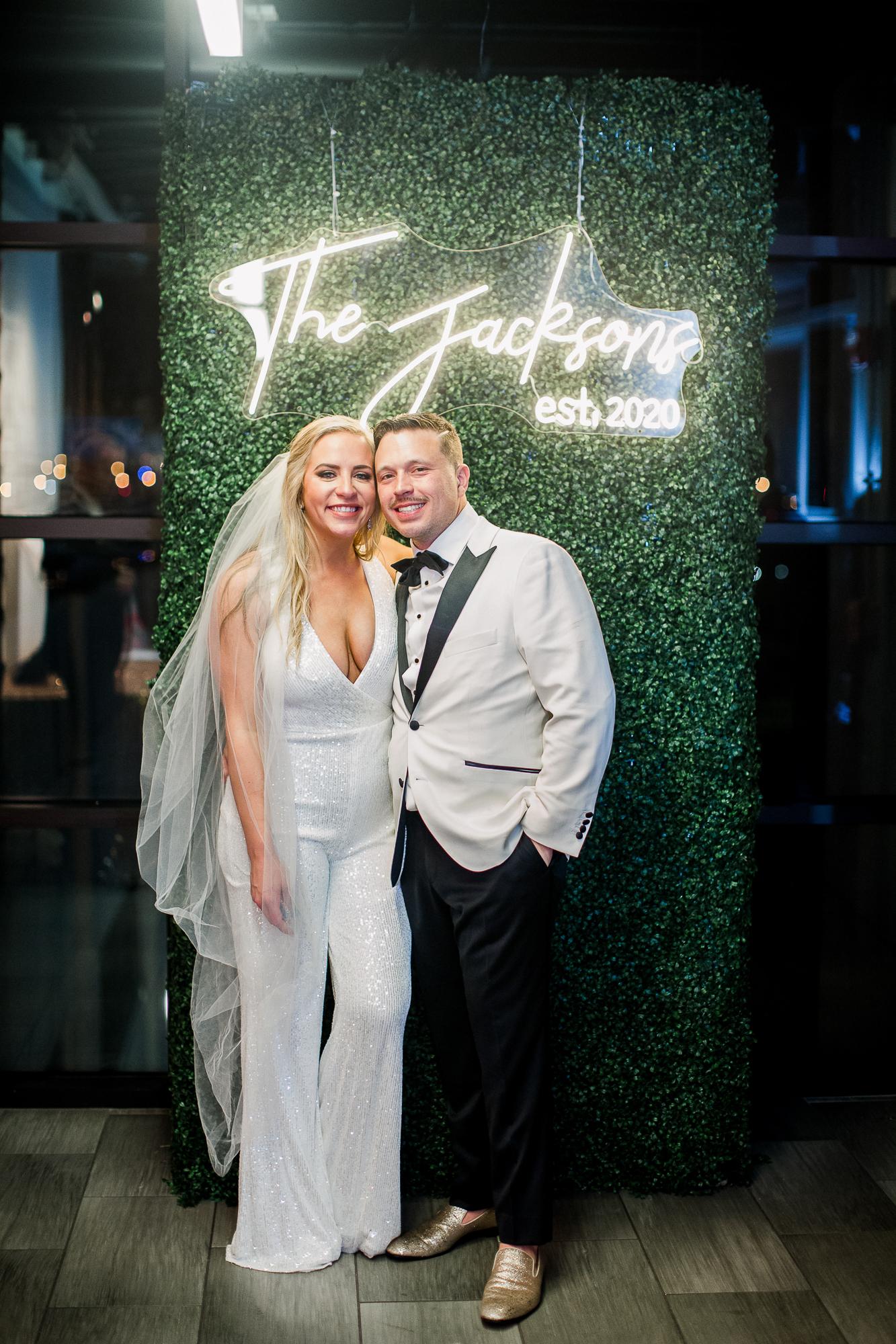 Personalized Neon Wedding Sign   Nashville Bride Guide