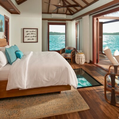 Overwater Bungalows at Sandals from 2 Travel Anywhere   Nashville Bride Guide