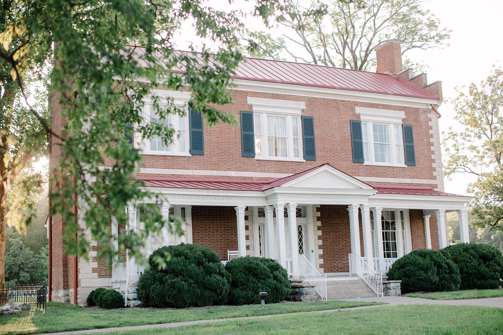 Ravenswood Mansion | Nashville Bride Guide