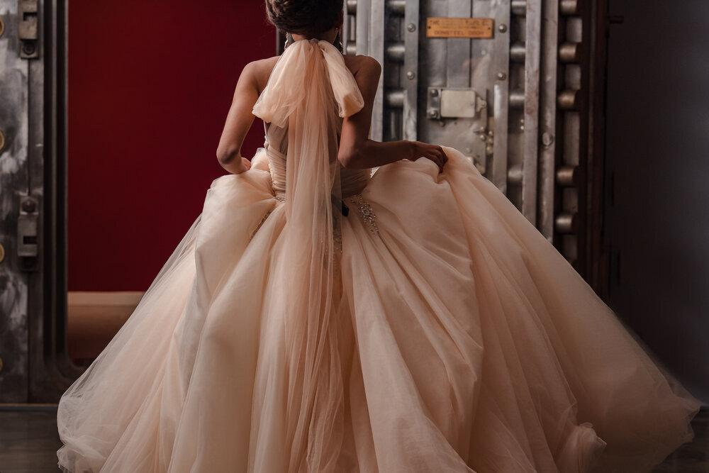 Wedding Gown Designer Feature: Pantora Bridal at Luxe Bridal Studio