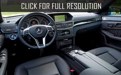 Benz E350