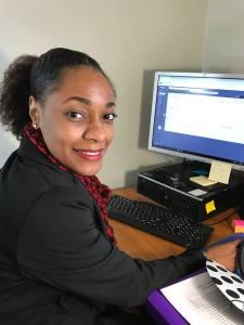 Danita Marsh, Victim-Offender Mediation Coordinator