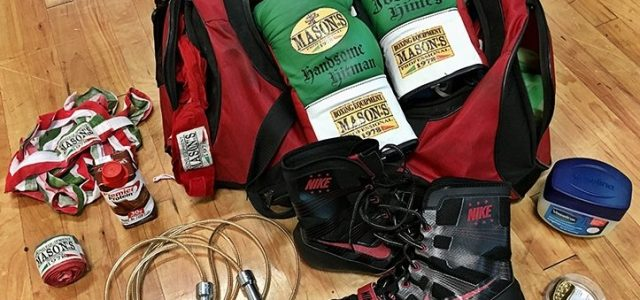 What's In Your Bag? – Josh Himes