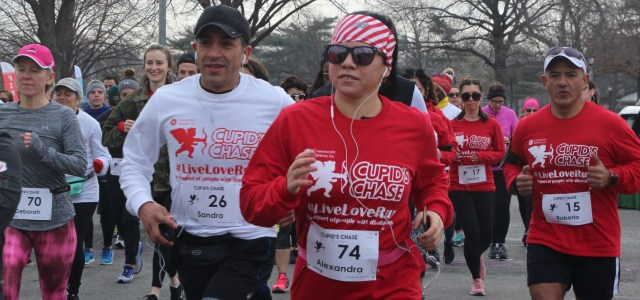 Community Options to Host Annual Cupid's Chase 5K at Shelby Park