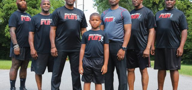 Black Men Run Encourages African American Men to Get Out and Be Active