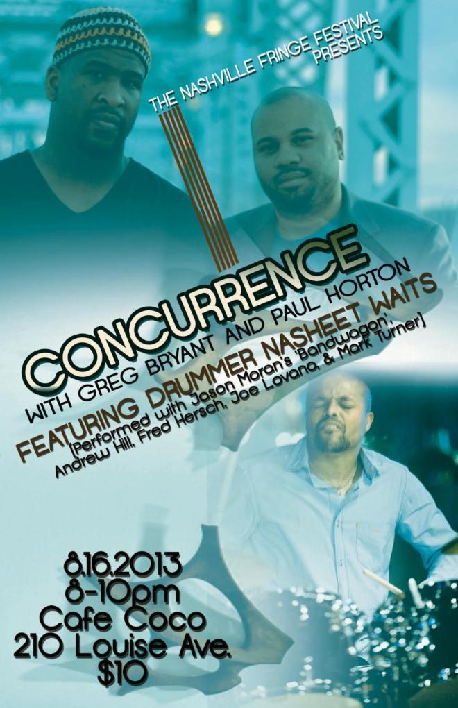 Concurrence Nashville Fringe Festival