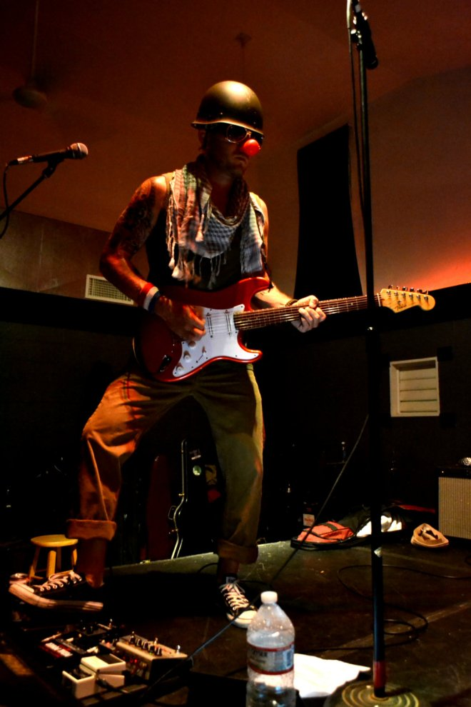 H-Beam at the Nashville Fringe Festival