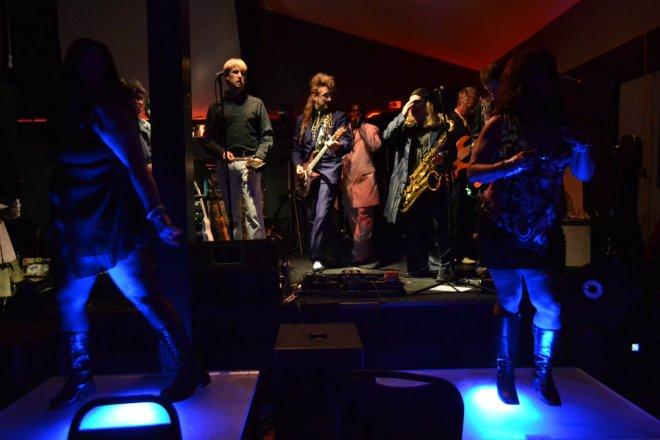 JonesWorld at the Nashville Fringe Festival