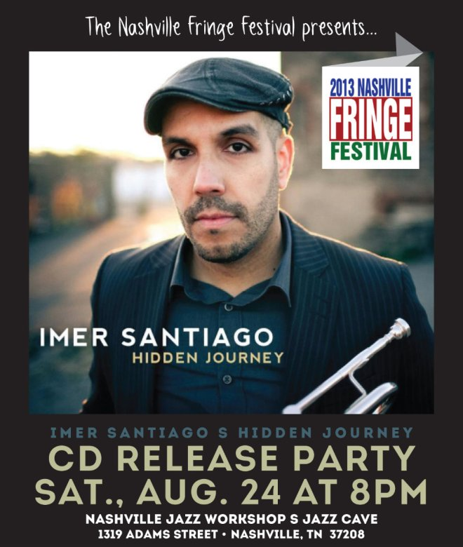 Imer Santiago CD Release Party