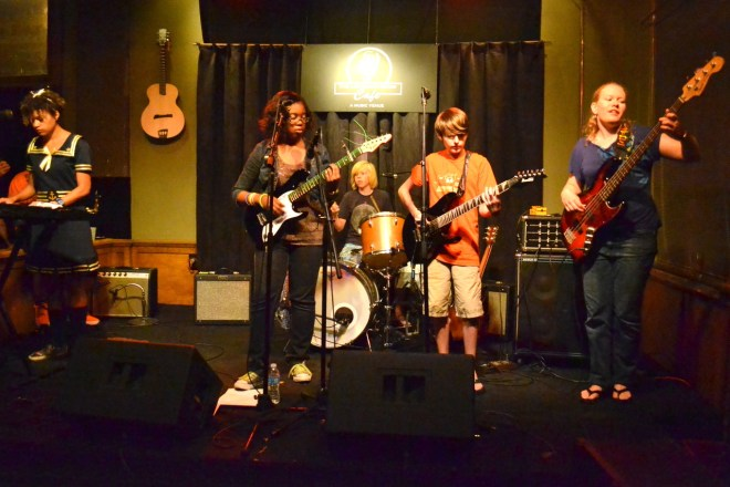 Nashville Fringe Festival 2012 Listening Room