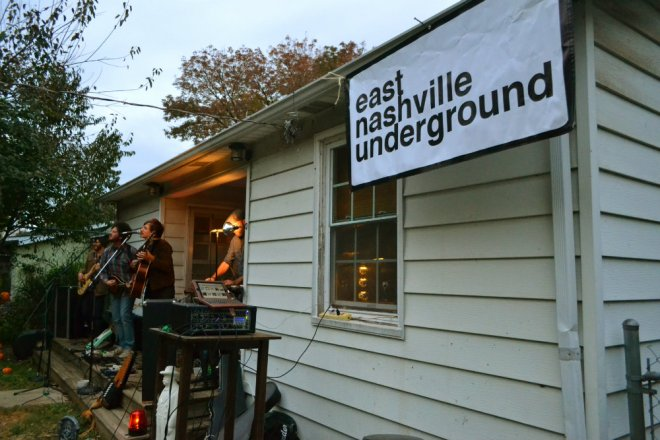 East Nashville Underground's Pumpkin-Ale-Patch Party 4