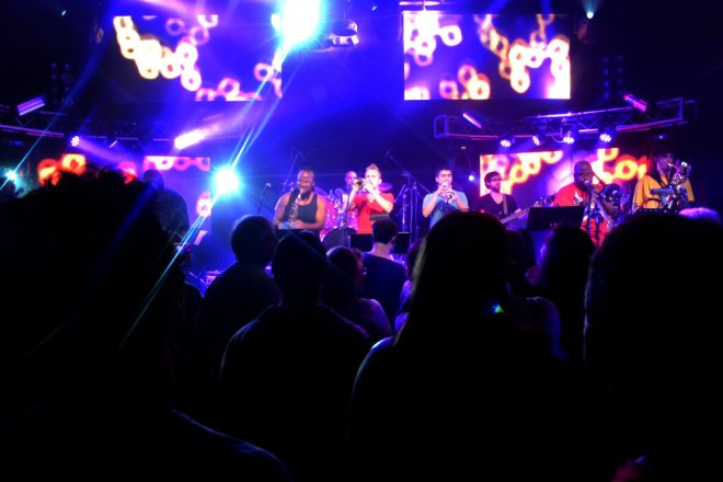 Megaphones 12th Porter Nashville Fringe Festival