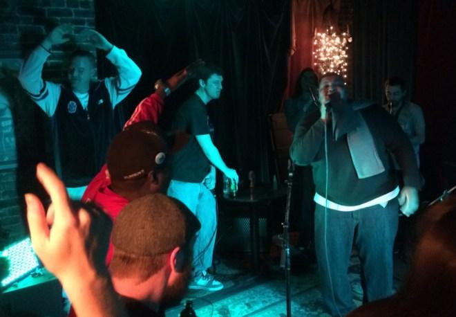 DeRobert Half Truths Al-D ET Basement Nashville 02