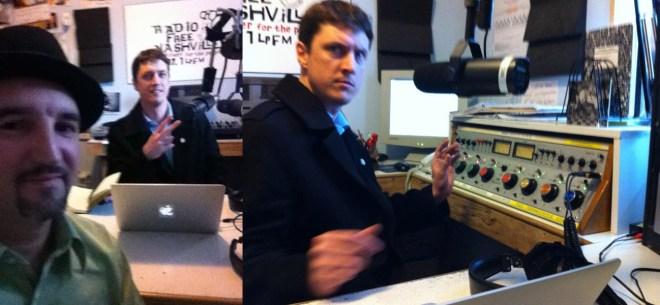 Fringe Radio March 17
