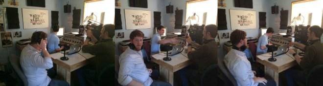 Fringe Radio Show with Chris West