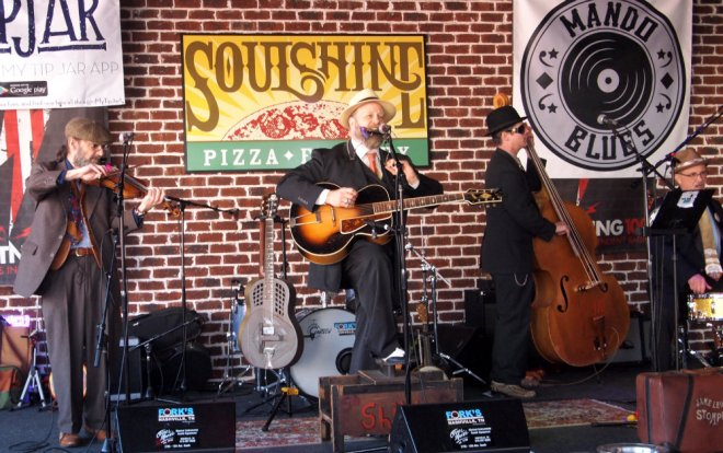 Jake Leg Stompers Mando Blues Soulshine Nashville Fringe Festival 01