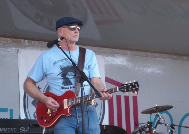 Mississippi Millie Mando Blues Soulshine Nashville Fringe Festival 01