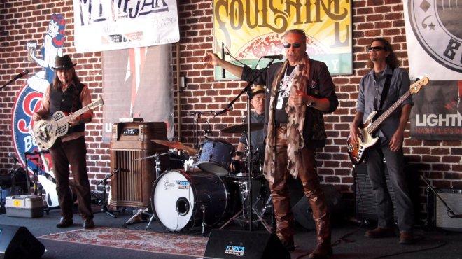 Richie Owens Farm Bureau Mando Blues Soulshine Nashville Fringe Festival 01