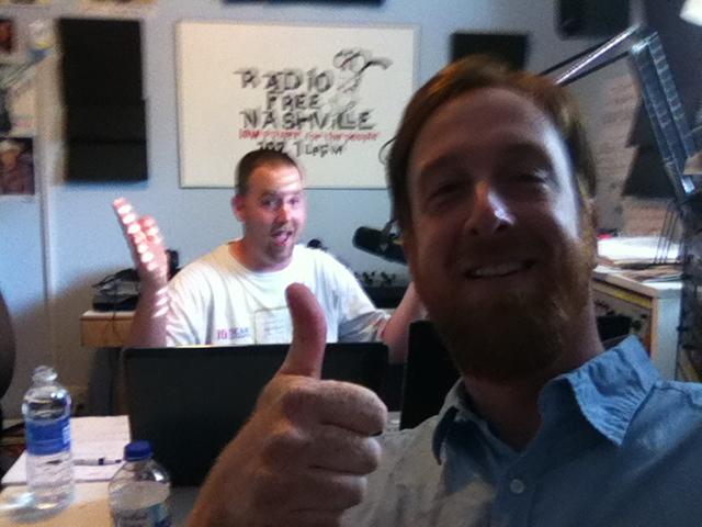 ET Jeff Blaney Fringe Radio Show