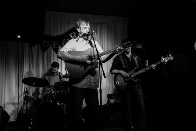 Jeff Blaney Band at foobar