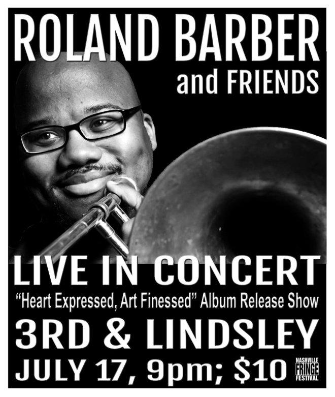 ROLAND BARBER 3rd lindsley 2014