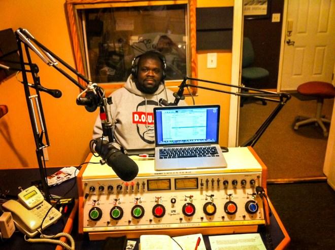 DOUGH Fringe Radio Show
