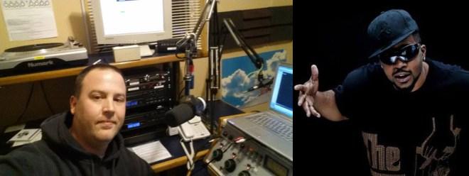 B Stille ET Fringe Radio Show