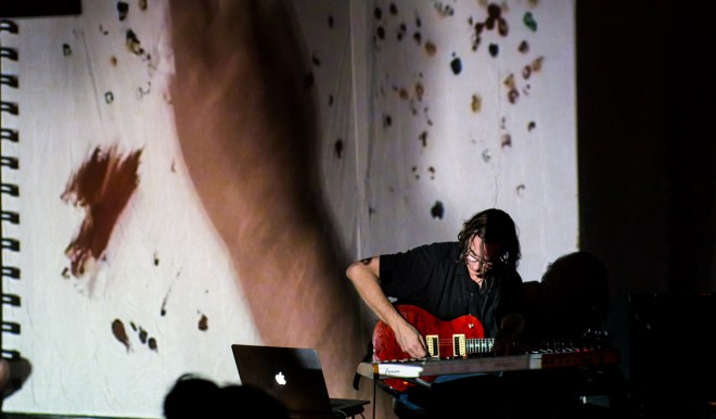Rodger Coleman with visuals by Daniel Arite