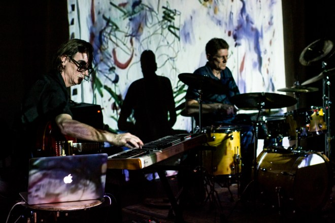 Rodger Coleman and Sam Byrd with visuals by Daniel Arite