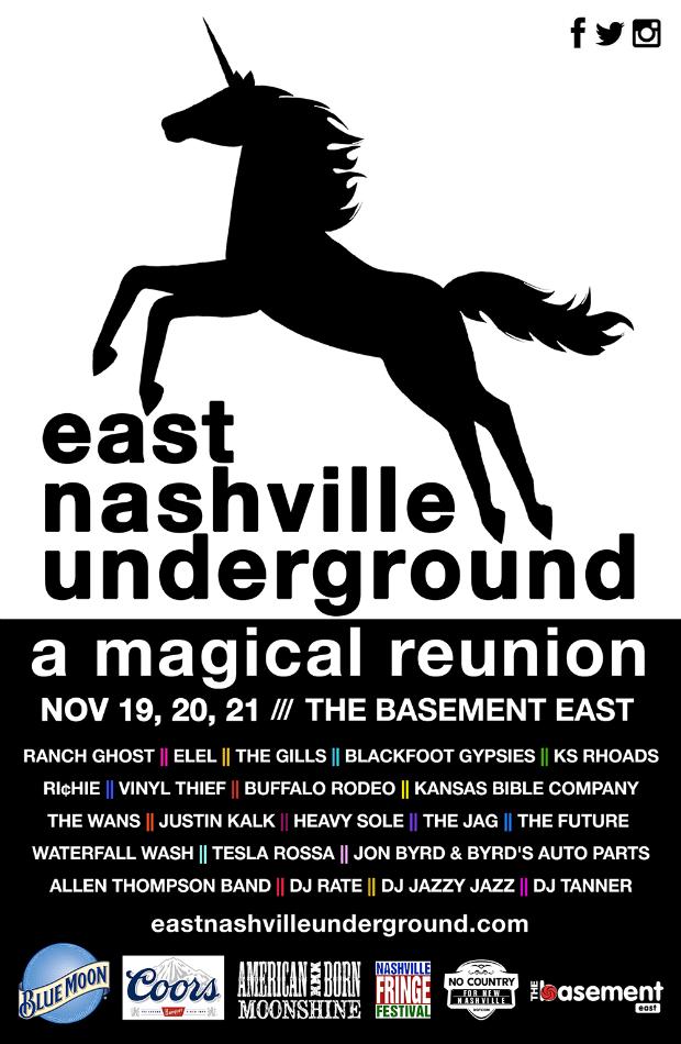 East Nashville Underground Reunion